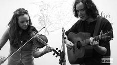 "Mandolin Orange ""Turtle Dove & The Crow"" - Pandora Whiteboard Sessions"