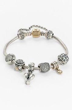 Capri Jewelers Arizona ~ www.caprijewelersaz.com Great Gift - Pandora Charm Bracelet