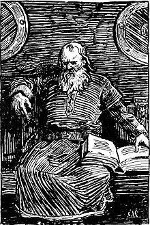 Snorri Sturluson - author of the Prose Edda, Egil's Saga, and the Norwegian Kings' Sagas