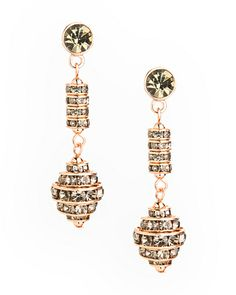 The Movie Maiden Earrings by JewelMint.com, $29.99 (card)