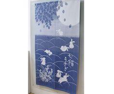 JAPANESE Noren Curtain Rabbit 9872980 Noren Curtains, Rabbit, Japanese, Bunny, Rabbits, Japanese Language, Bunnies