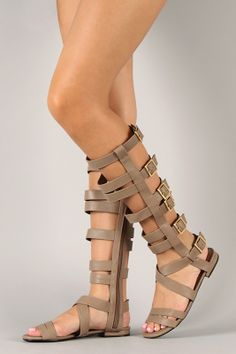 Macy's - Barefoot Tess Athens Tall Gladiator Sandals | Shoes ...