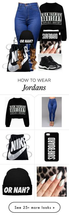 """""""EXPLICIT"""" by fashionismypashion476589 on Polyvore featuring NIKE"""