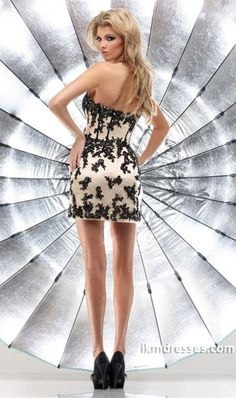 34d3377a720042 31 Best Short mini prom dresses images