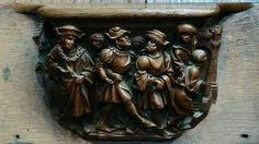 hereford cathedral misericords -