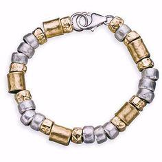 Boho Jewelry Silver and goldfilled bracelet sterling silver bracelets – Bluenoemi Jewelry - Silver Charms Bracelets Silver Bracelets For Women, Cheap Silver Rings, Silver Rings Handmade, Silver Necklaces, Sterling Silver Bracelets, Silver Earrings, Silver Jewellery, Silver Ring Designs, Silver Charm Bracelet