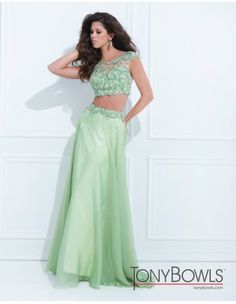 Tony Bowls TBE11452 Pageant Dress :: Margene's Bridal