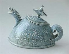 sweet tea pot  artist Mark Compton