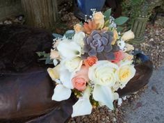 Brides bouquet  Bedazzled Flower Shop Sharpsburg GA 770-252-2446