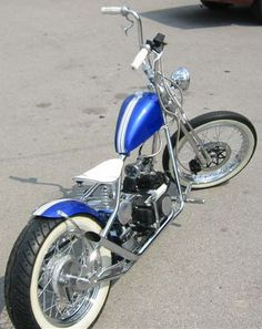 My favorite color. A blue kikker bobber 5150.