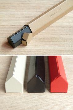 Pen house fountain pen case