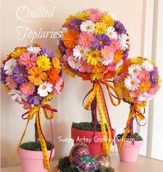 DIY: Paper Rose Decorative Spheres