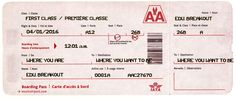 Make a Fake Airline Ticket [find by Nancy Dohr] Use Link: http://omatic.musicairport.com/