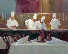 Counter Culture - Ken Auster - World-Wide-Art.com