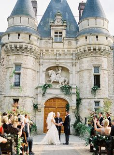 A French fairytale wedding   www.guiavulevu.com