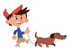 Walk the Dog - skwirrol