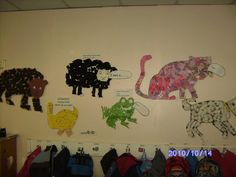 Brown Bear Display, classroom display, class display, Story, brown bear, animal, reading, book, read, bear, Early Years (EYFS), KS1 & KS2 Primary Resources