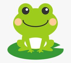 Animated Frog, Emotions Preschool, Happy Rock, Create A Critter, Shapes For Kids, Creative Activities For Kids, Cute Cartoon Drawings, Frog Art, Bears