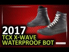 2017, TCX X-WAVE BOT, Su Geçirmez, CE Onaylı