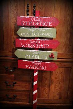 Shady Creek Lane: Signs Of Christmas
