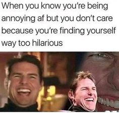 Really Funny Memes, Stupid Funny Memes, Funny Tweets, Funny Laugh, Funny Relatable Memes, Funniest Memes, Funny Stuff, Sick Meme, Hilarious Quotes