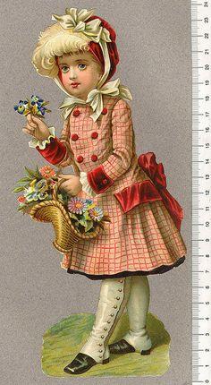 Flicka-med-blomkort-stort | Flickr - Photo Sharing!