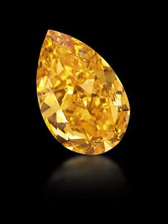 'The Orange'--an orange diamond of nearly 15 carats could fetch $20 million at auction