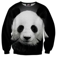 Are there any things more hypnotic, more romantically infused, sadder and more profound than a pair of big panda eyes
