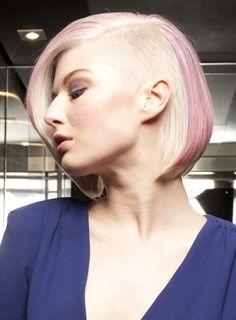 Image from http://fashionvials.com/wp-content/uploads/2015/06/pink-grey-undercut-bob-hairstyles.jpg.