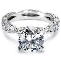 Tacori engagement rings... engagement rings sydney - Click image to find more My Life Pinterest pins