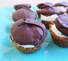 S'More Bites by justhelen #Smore_Bites #Snacks #justhelen