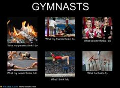I loved Gymnastic's (except the balance beam, not so much)~s