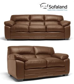 Sofaland Is A Perfect Online Leather Sofa Shop In UK .Here You Can Get Best Quality  Leather Sofa 3 Seater Leather Sofa, 3 Piece Seater Couch Etc. If You ...