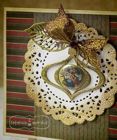 Christmas Ornaments, Holiday Decor, Cards, Home Decor, Decoration Home, Room Decor, Christmas Jewelry, Maps, Christmas Decorations