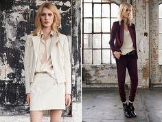 Rag & Bone - This burgundy suit is to die for #honestlywtf