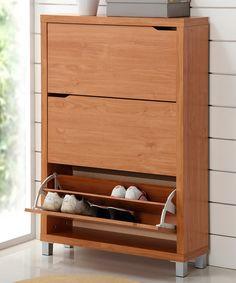 Another great find on #zulily! Maple Cabinet by Baxton Studio #zulilyfinds