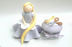 #Disney, Tangled, Rapunzel #cupcakes