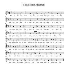 sinte sinte maarten