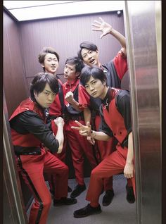 Ninomiya Kazunari, Boy Bands, Fangirl, Handsome, Punk, Shit Happens, Twitter, People, Image