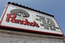 Friday nights at panchos manhattan beach. Oh those were the days!