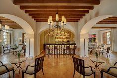 Celebrating Deià's artistic heritage, Café Miró is a charming bar and bistro