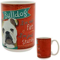 Colorful+Breeds+Bulldog+Mug+at+The+Animal+Rescue+Site