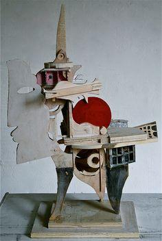 Mikhail Gubin 3D collage