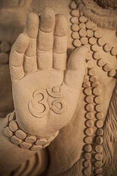 Om Buddha Hand