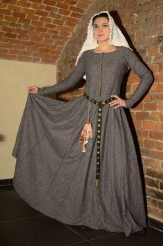 Germany, 1390 the merchant's wife