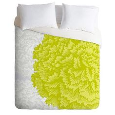 DENY Designs Caroline Okun Lucent Lightweight Duvet Cover