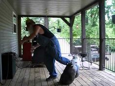 The Hillbilly Slide And One Mad Coon Starring Your Favorite Coon and Coonrippy! - YouTube