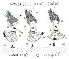 Baila, siempre baila - Sara Fratini