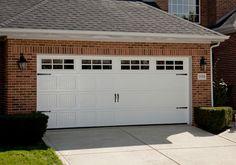 garage door and front door color combinations - Google Search