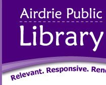Airdrie Public Library, AB